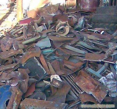 废钢铁回收4