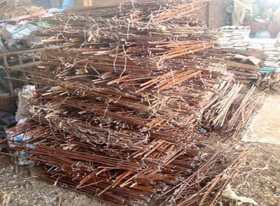 废铜管回收1