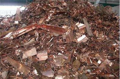 废铜屑回收