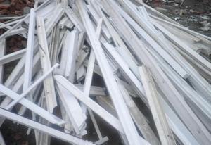废塑料回收