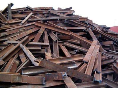 废钢铁回收