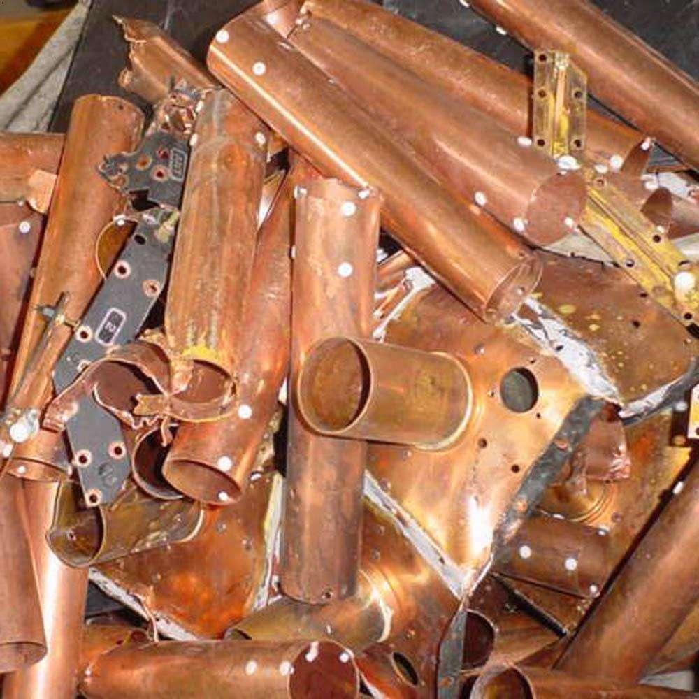 天津废铜回收价格